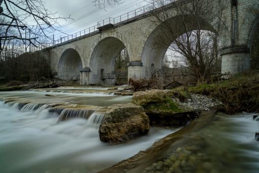 Bridge long exposure