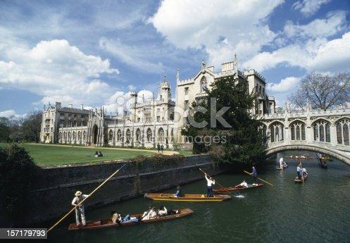 istock Bridge of Sighs Cambridge, England 157179793