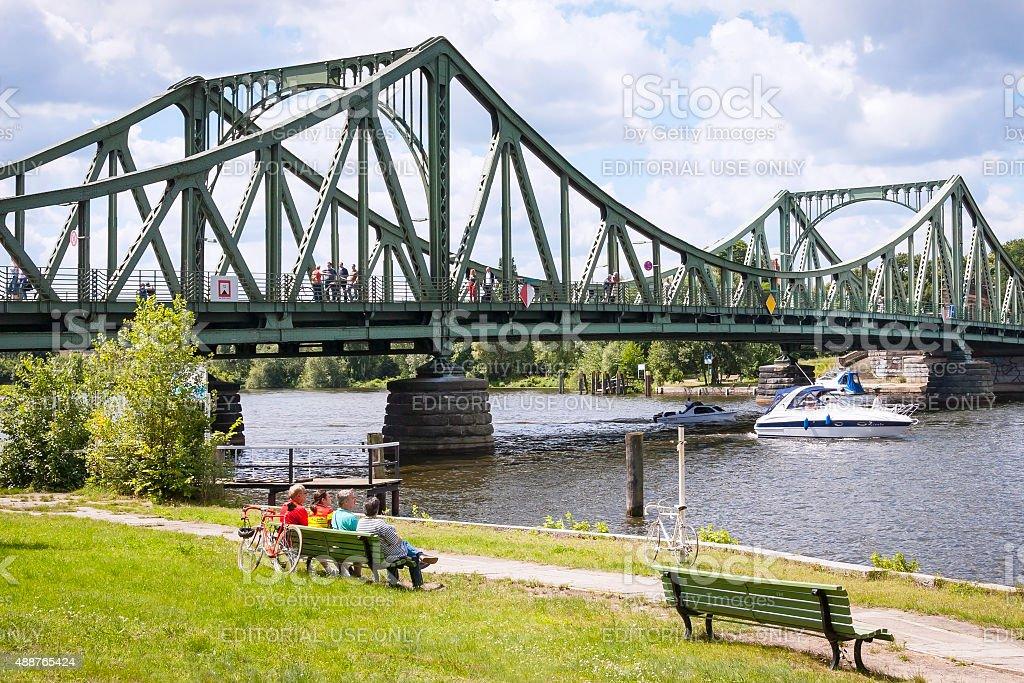 Brücke of Geheimagenten – Foto