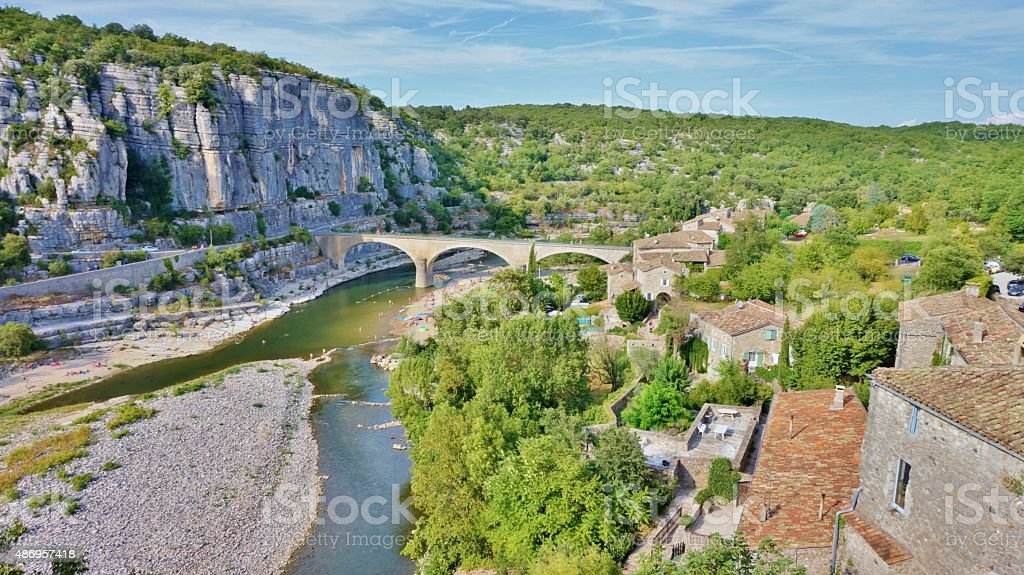 Pont de l'Ardèche - Photo