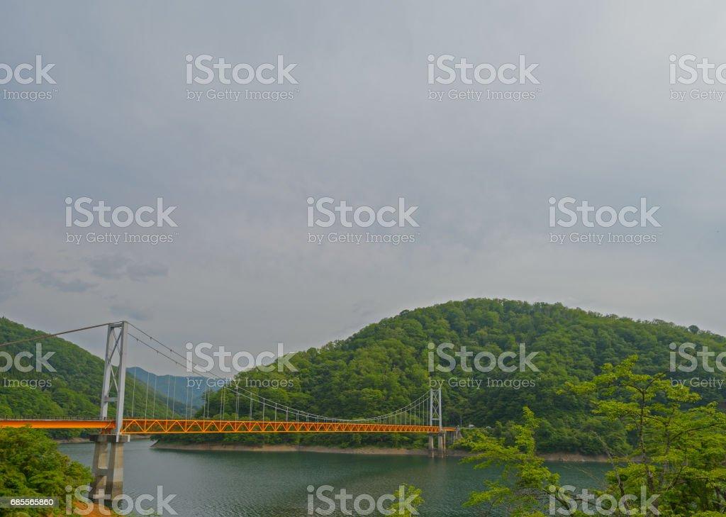 橋樑 免版稅 stock photo