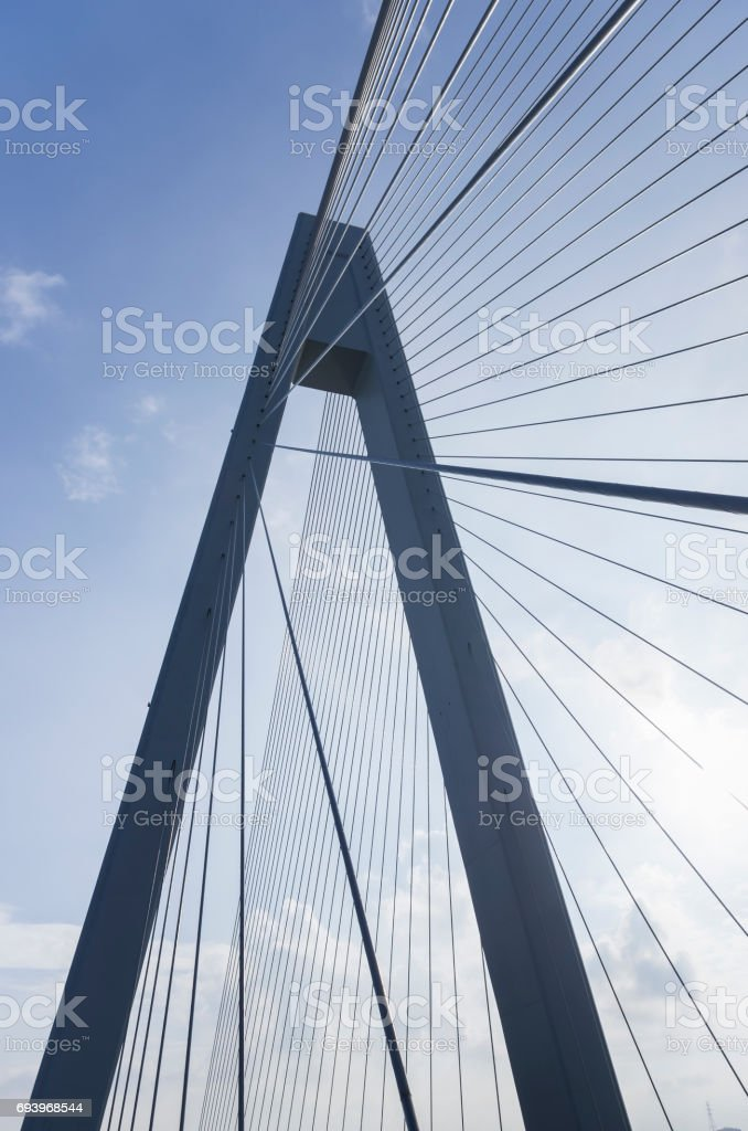 bridge stock photo