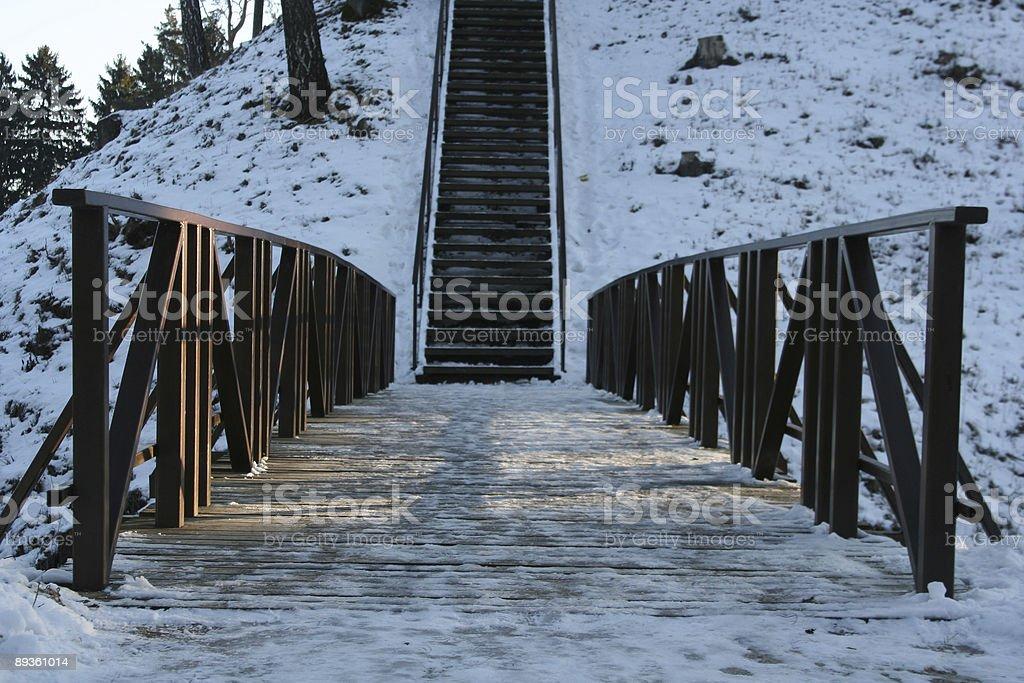 Bridge royalty free stockfoto