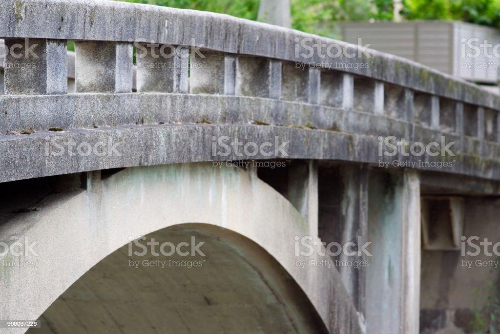 Bridge - Royaltyfri Abstrakt Bildbanksbilder