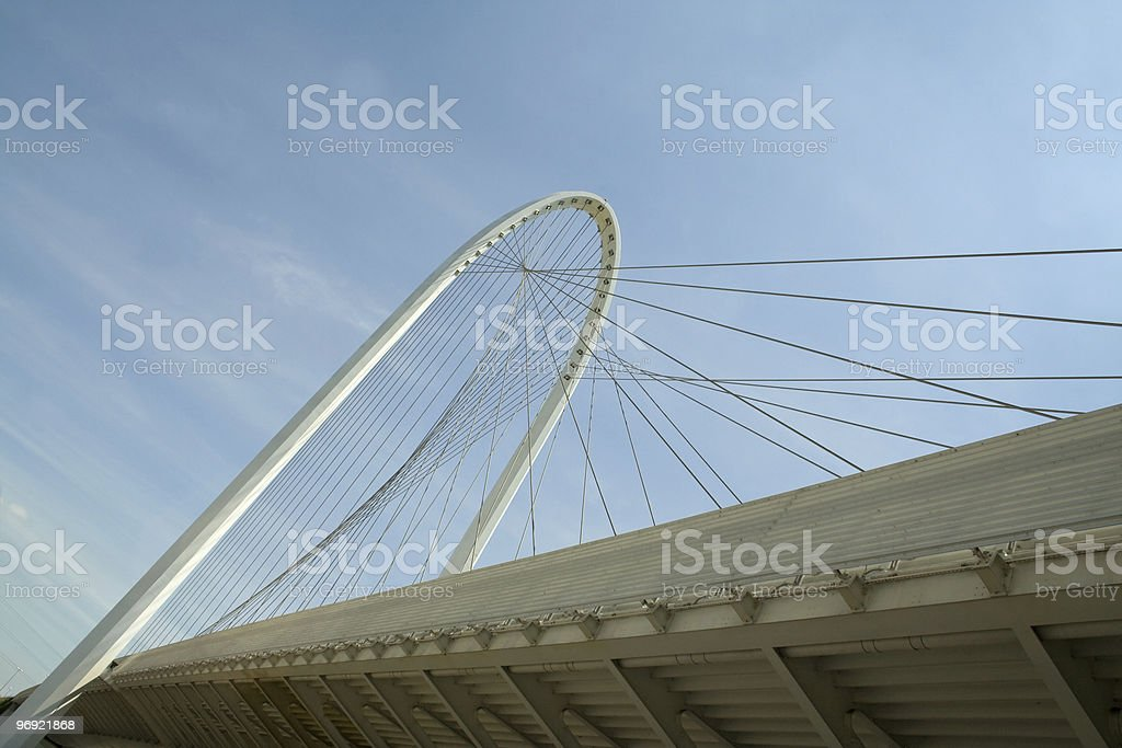 Bridge royalty-free stock photo