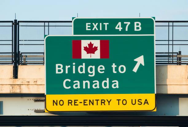 Brücke nach Kanada – Foto