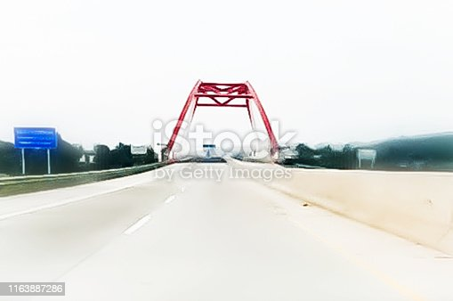 1030949292 istock photo bridge with a red frame 1163887286