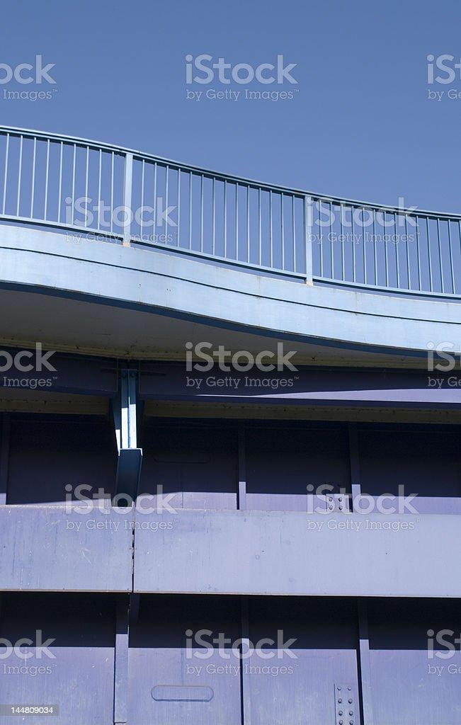 bridgedetail royalty-free stock photo
