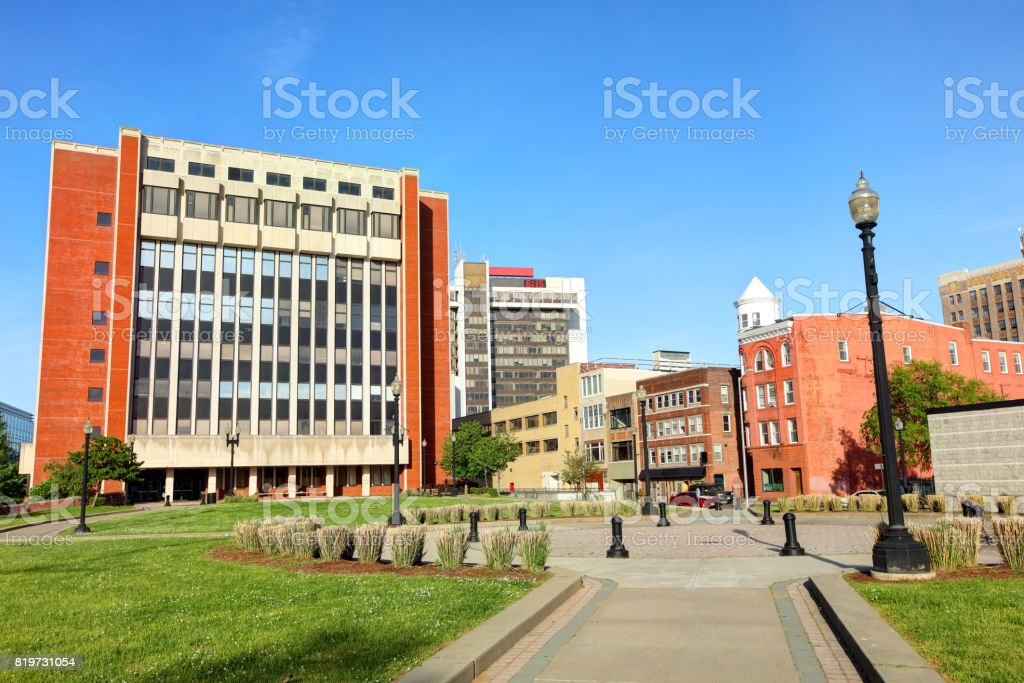 Bridgeport, Connecticut stock photo