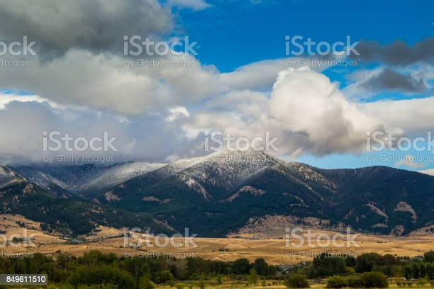 Photo of Bridger Peaks
