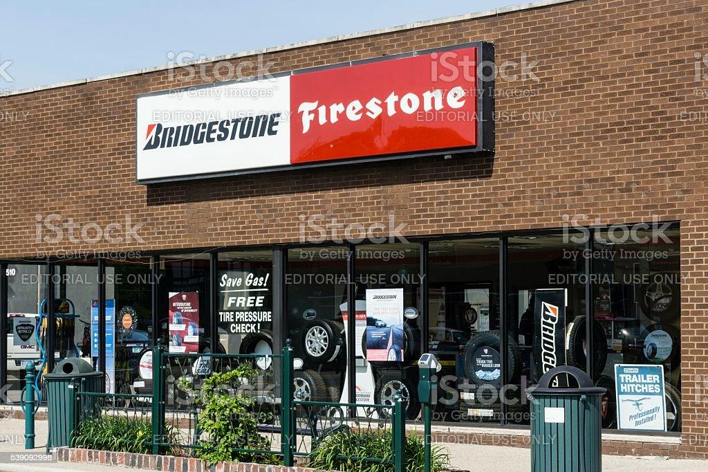 Bridgestone, Firestone Tire Facility