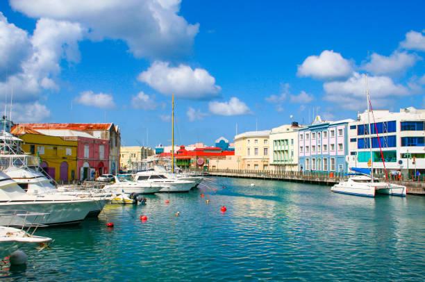 Bridgetown, Barbados stock photo