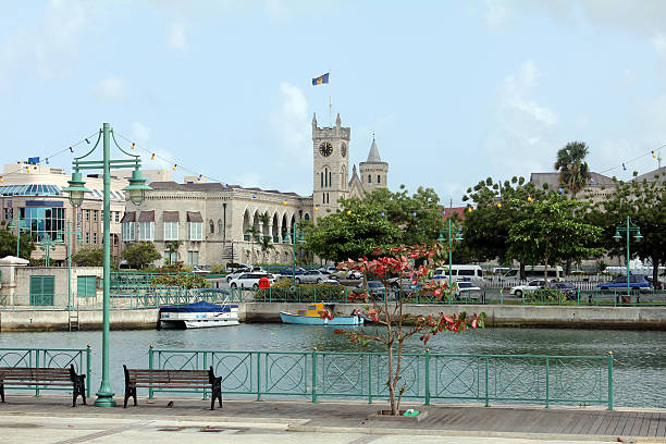 Bridgetown, Barbados stock photo