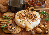 istock Brie cheese 1195927088