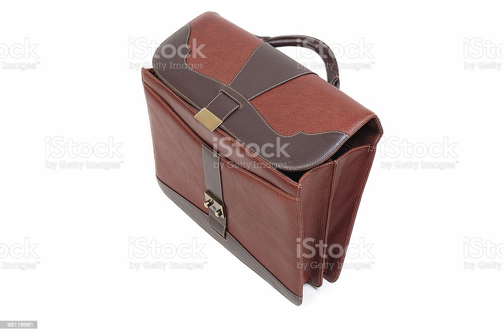 briefcase 3 royalty-free stock photo