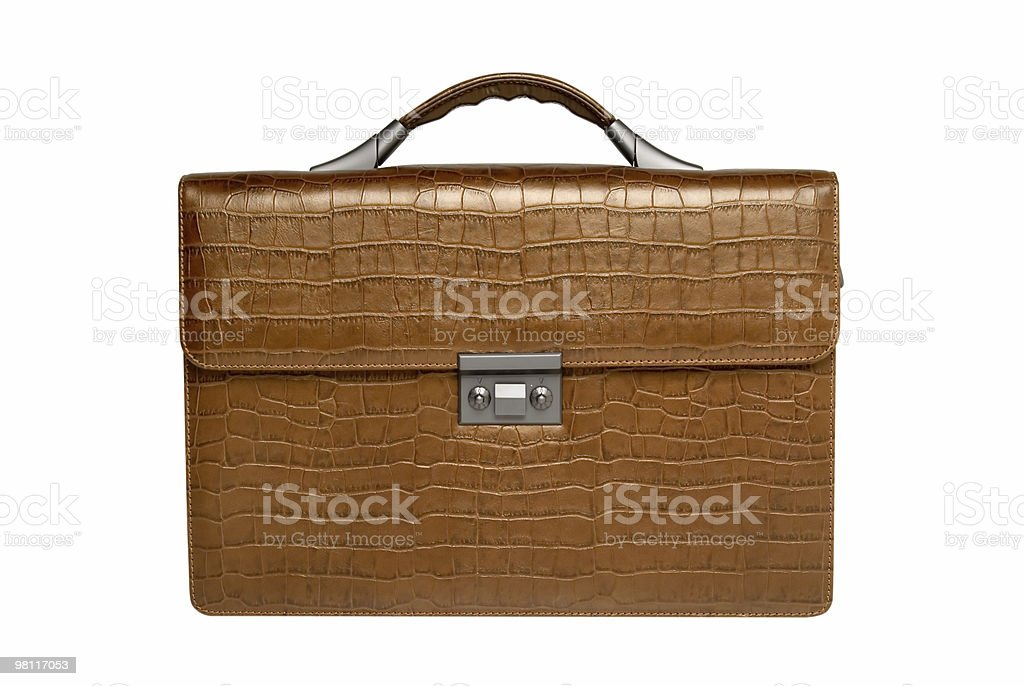 briefcase 5 royalty-free stock photo