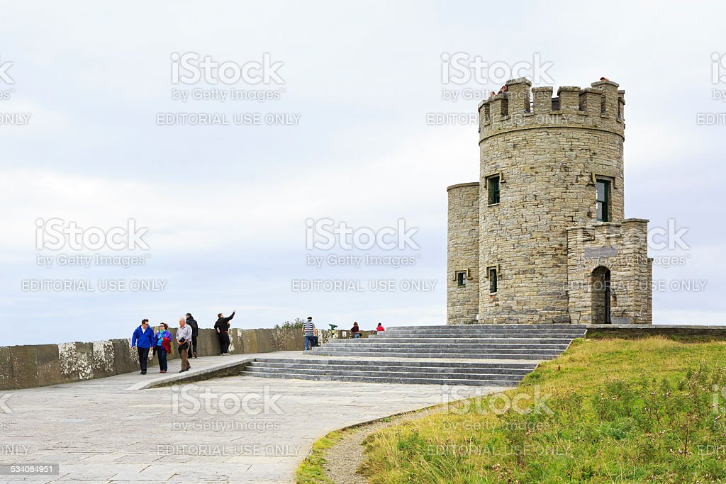 O'Brien's Tower stock photo