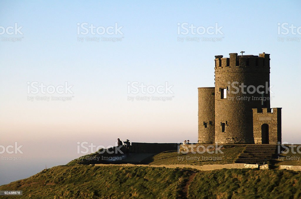 O'Brien's Tower royalty-free stock photo