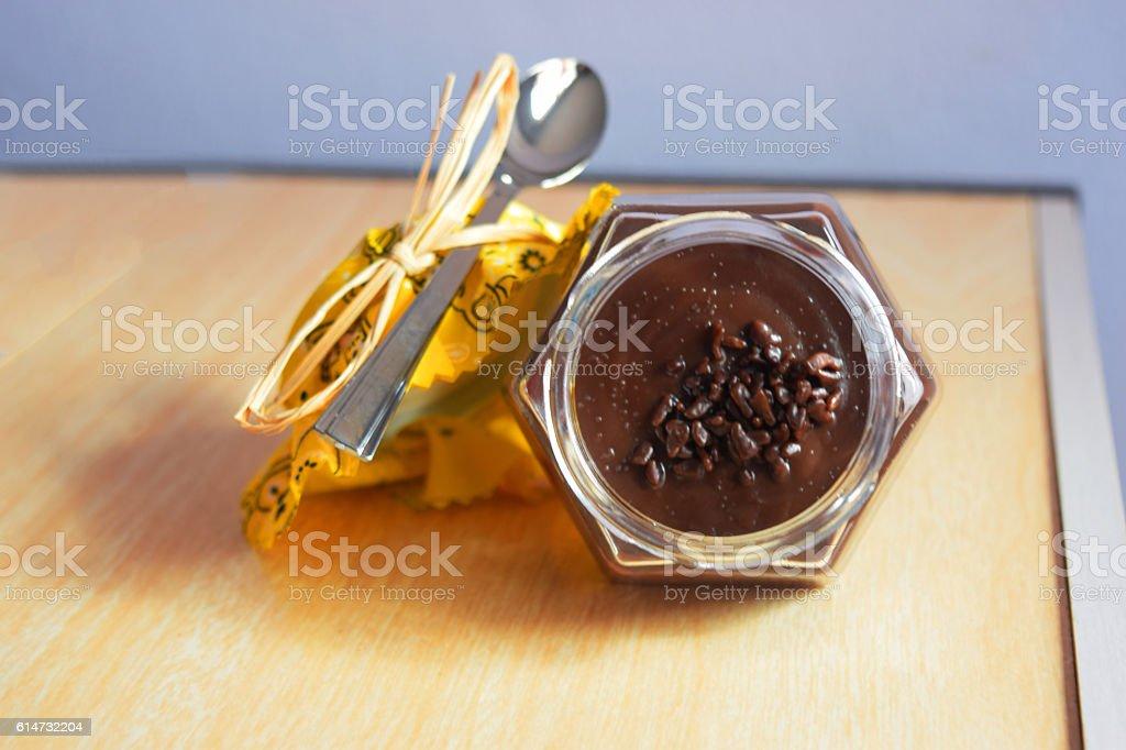 Brigadier, sweet chocolate. - foto de acervo