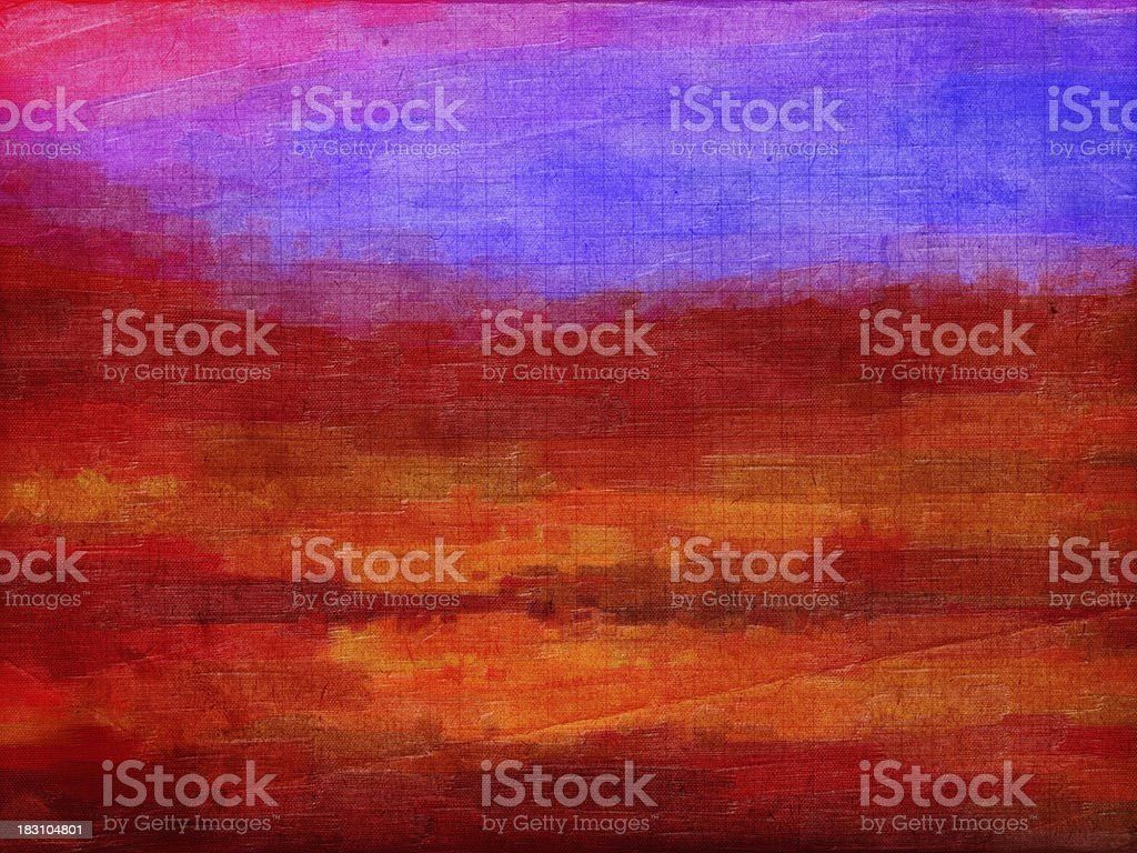 Bright abstract art vintage background royalty-free stock photo