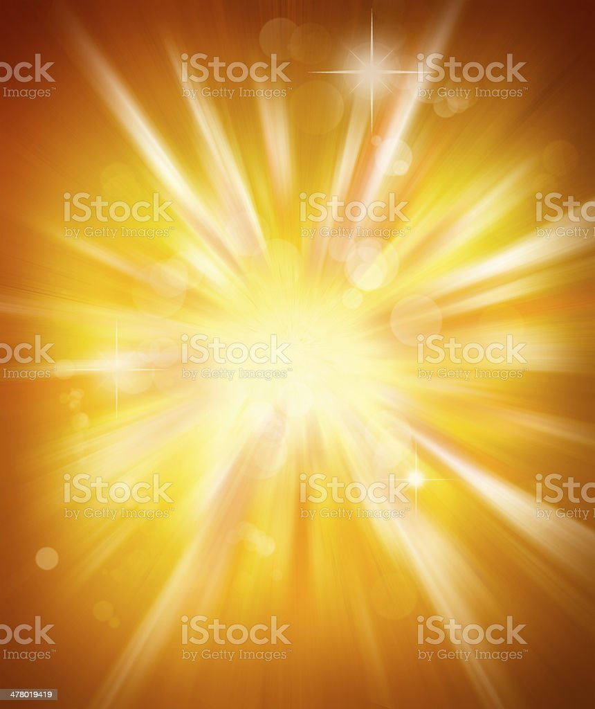 Bright background stock photo