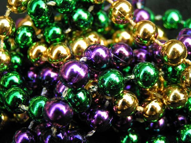 Bright  Beads stock photo