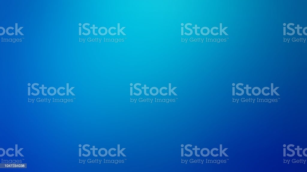 Bright Blue Defocused Blurred Motion Abstract Background - Royalty-free Abstrato Foto de stock