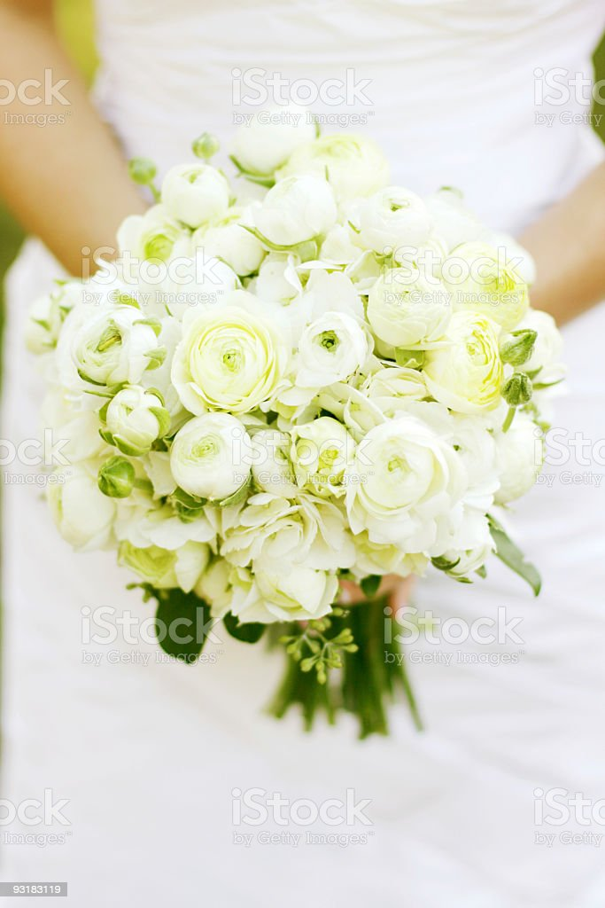 Bright Bouquet royalty-free stock photo