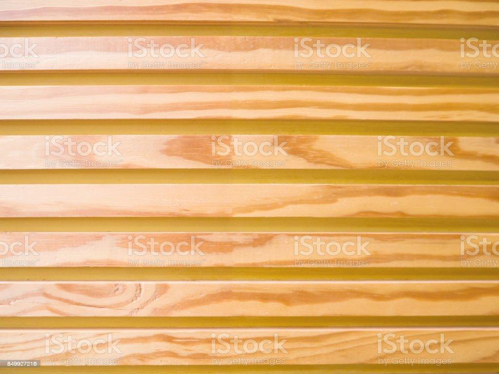 明るい茶色の木の板パネルのテクスチャ背景ヴィンテージ壁紙の木製の壁