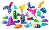 istock Bright clothes fall 836220366