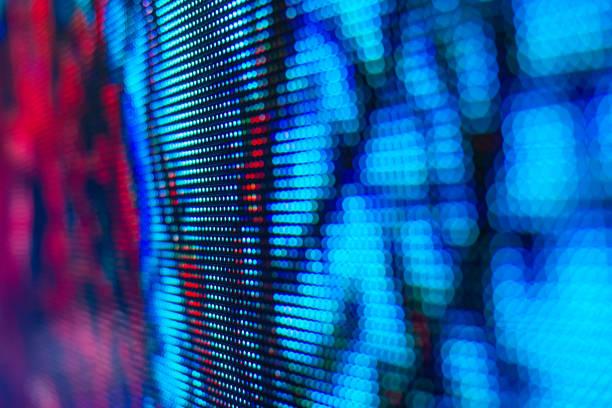 Bright farbigen Licht Smd-LED-Bildschirm – Foto