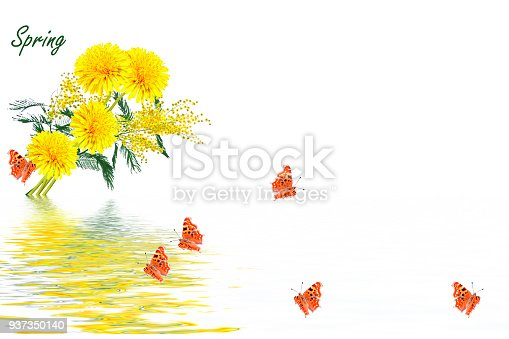 997750962 istock photo Bright colorful spring flowers 937350140