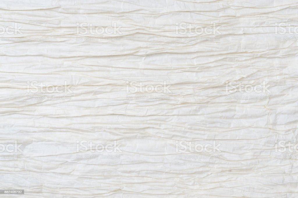Bright crepe paper background stock photo