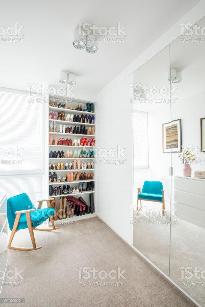 Hellen Ankleidezimmer – Foto