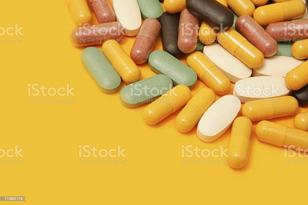 Bright Drugs stock photo