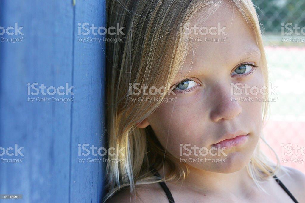 bright eyes stock photo