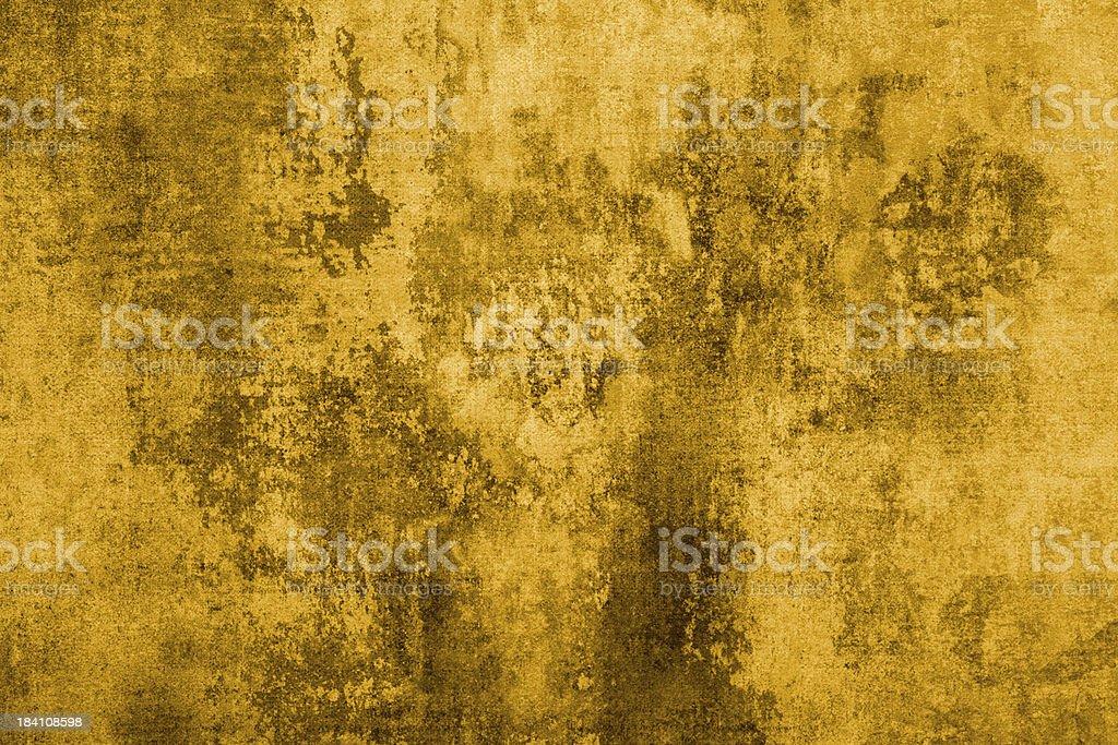 Bright Gold Grunge Background Texture stock photo