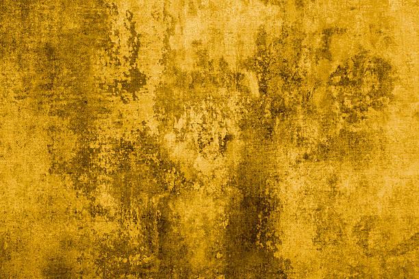 Bright Gold Grunge Background Texture