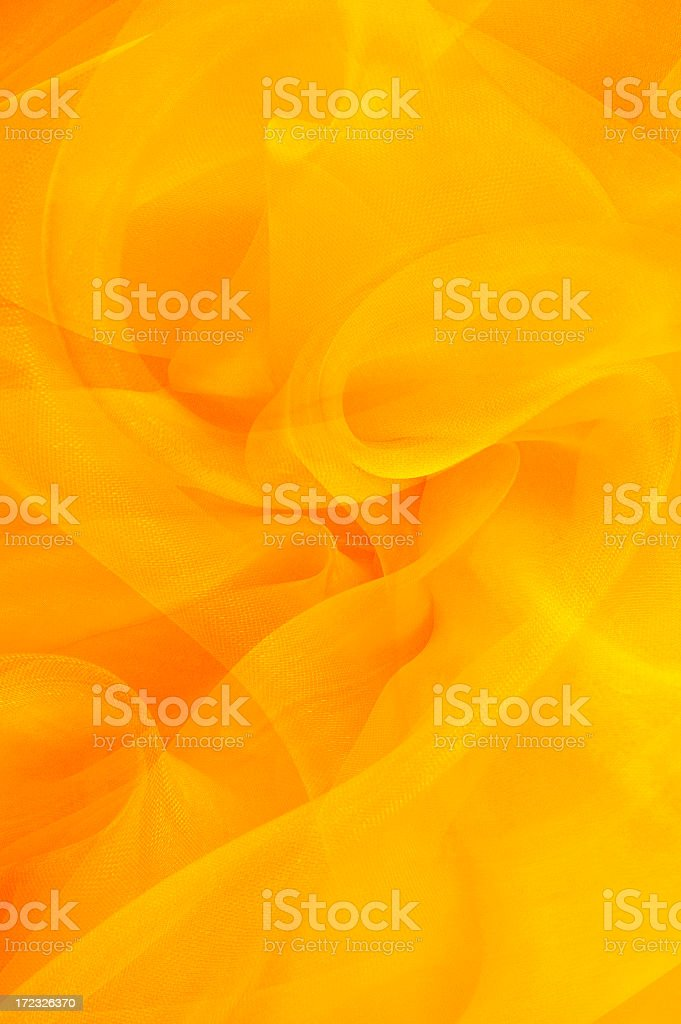 Bright Golden Abstract Background stock photo