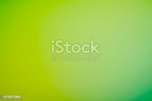 Bright Green Gradient Background, Abstract Background
