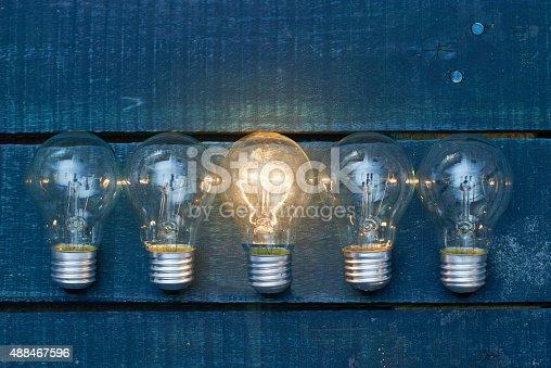 istock Bright idea 488467596