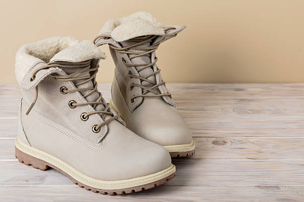 Timberland Boots Images, Stock Photos & Vectors   Shutterstock
