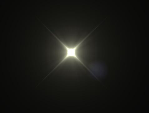 868064724 istock photo Bright lens flare 1143776287