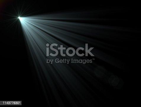 868064724istockphoto Bright lens flare 1143776301