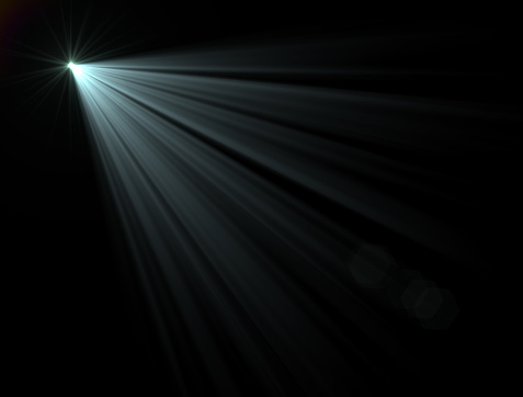 868064724 istock photo Bright lens flare 1143776301