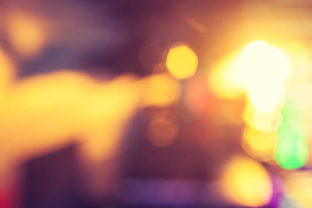 bright lights background - generic location stock pictures, royalty-free photos & images