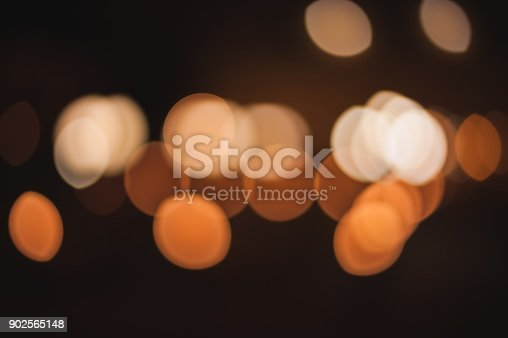 istock Bright multicolor lights defocused background blur with bokeh 902565148