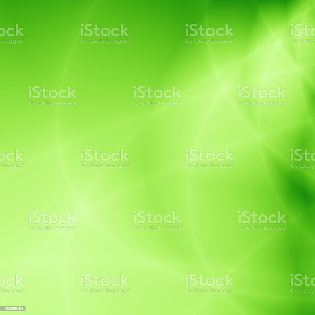 Bright nice green eco pattern background stock photo