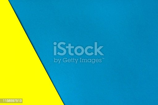 927814202 istock photo Bright paper background of several colors. 1158597513