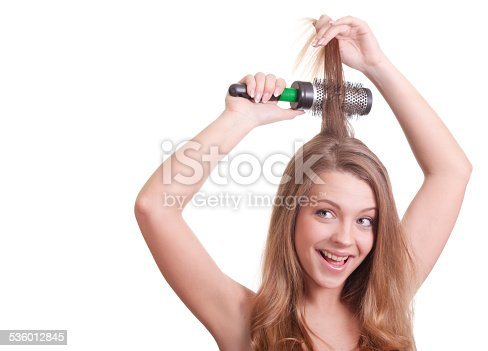 625205382 istock photo bright picture of beautiful woman with comb 536012845